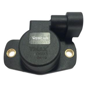 Sensor de Posição de Borboleta Palio Strada Gol Parati Escort Clio