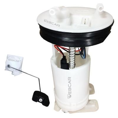 Bomba de Combustível Corsa Celta 2000 até 2016 Gasolina C/ Regulador de Pressão